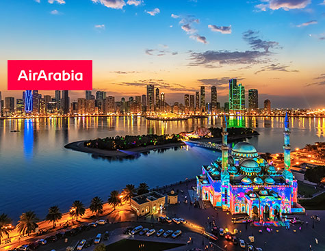 air-arabia-sharjah